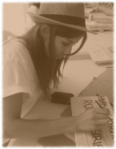 photo of a volunteer