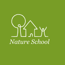 Nature school logo