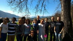 Априлско събиране на доброволците в Тирол