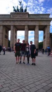До Берлин и обратно