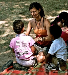 Volunteer Academy: workcamp with refugees