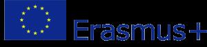 Erasmus + logo bitmap